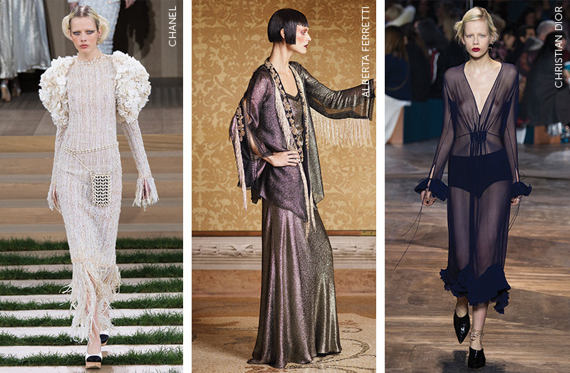 20s couture trend