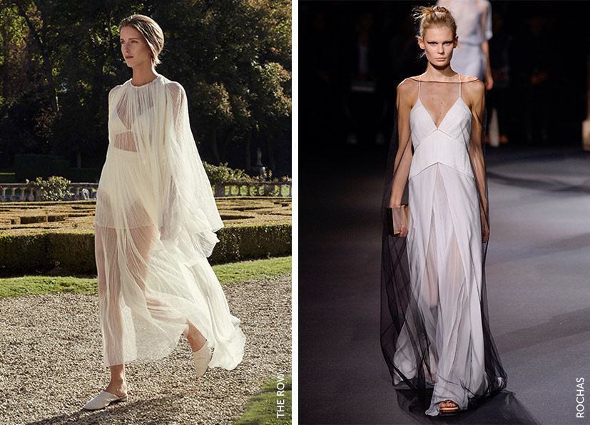 Trend Callout: Sheer The Row Rochas