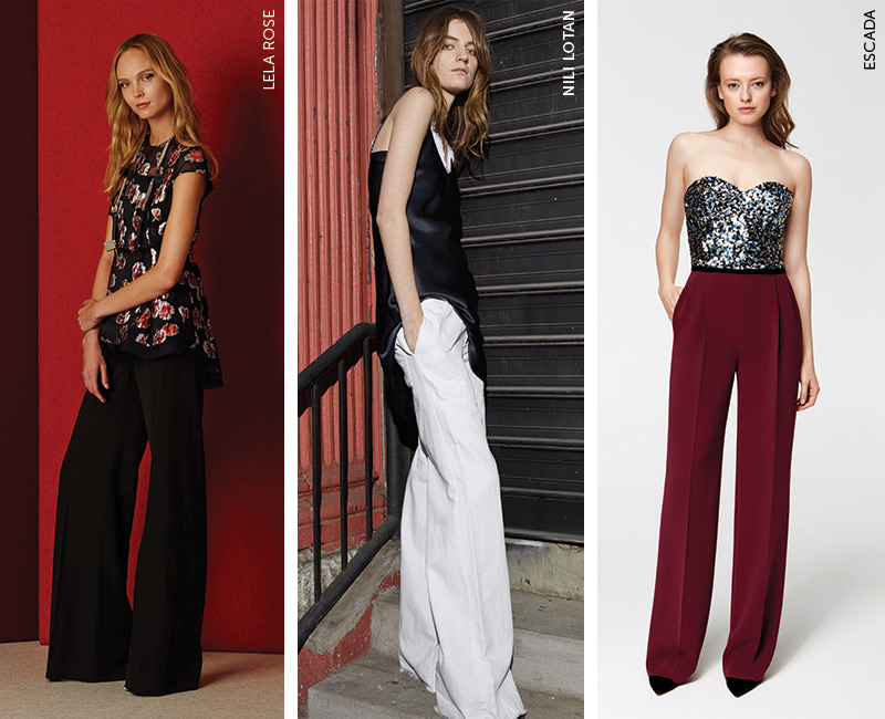 Relaxed Pant Pre-Fall 2016