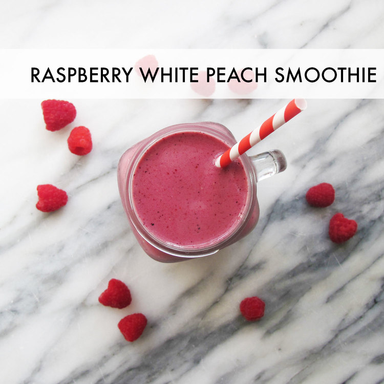 Perfect Your Morning With This Peachy Keen Smoothie