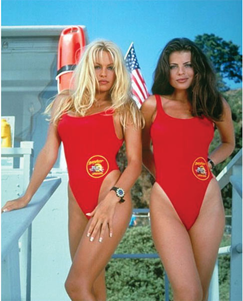 Baywatch Frong