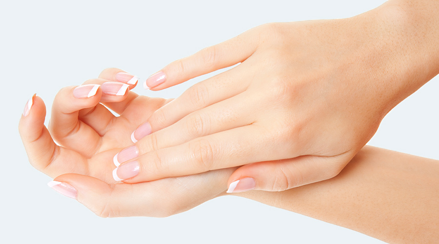 How To Ace The At-Home Mani