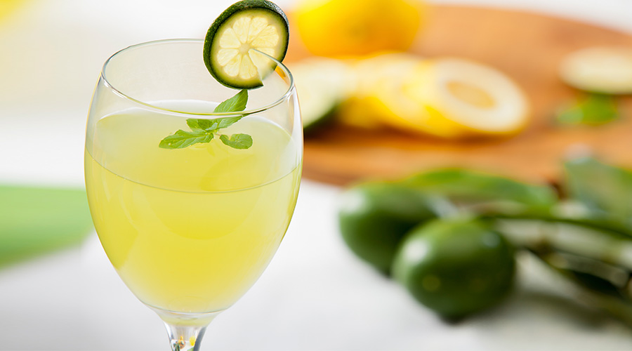 Ale & Chartreuse Cocktail Recipe