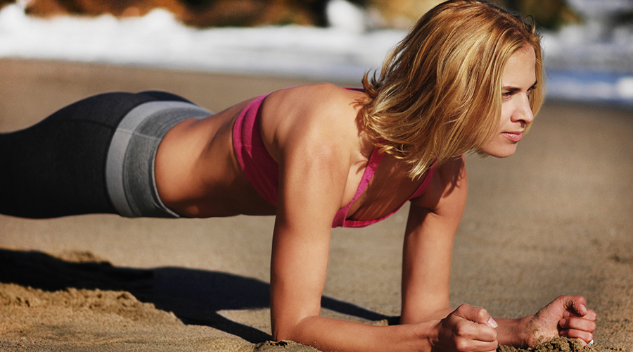 5 Moves To Tighten That Tush
