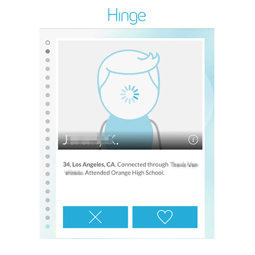 Hinge dating app how it works