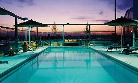 Make A Splash In These Stunning NYC Pools