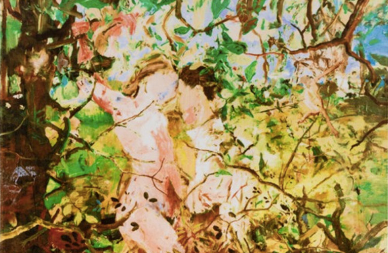 Cecily Brown's Works On Whatever Towel