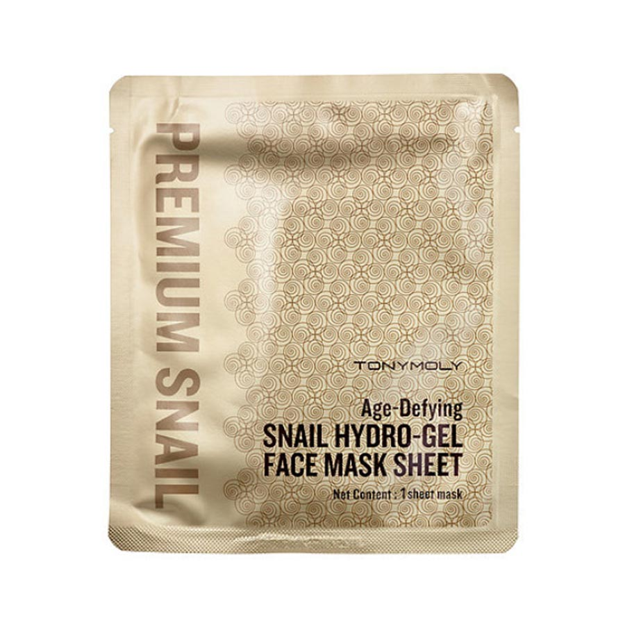 TonyMoly Age-Defying Snail Hydro-Gel Face Mask Sheet