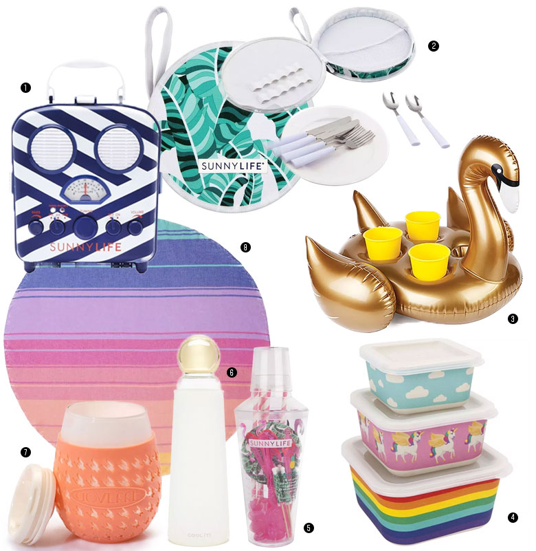 Beach Picnic Must-Haves