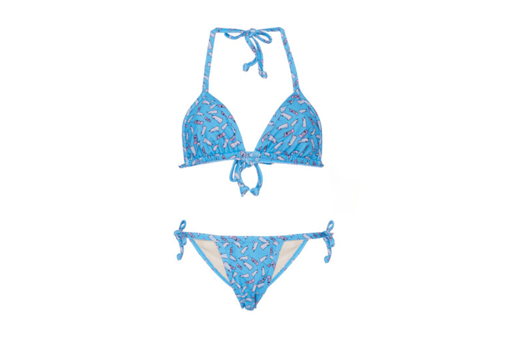 Cover Swim Glass Clueless Bikini