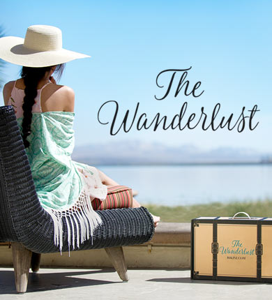 The Wanderlust Beauty