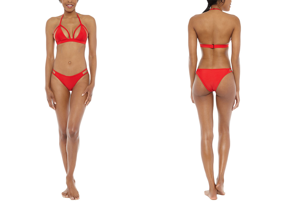 Chromat Outline Top and Cut Out Bottom