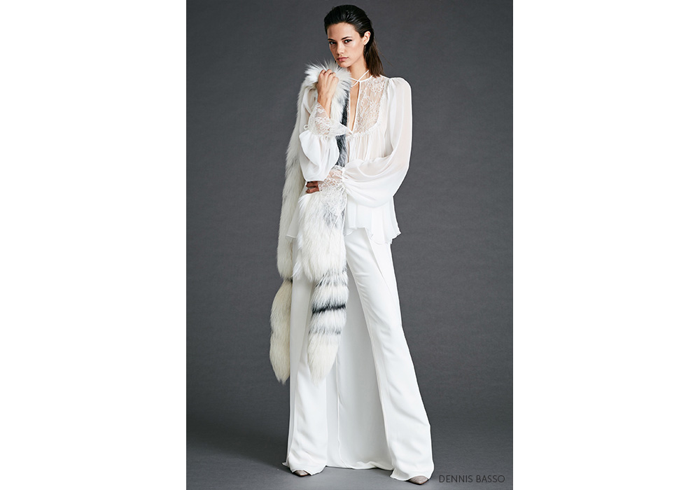 Pre-Fall Goes All-Out With All-White