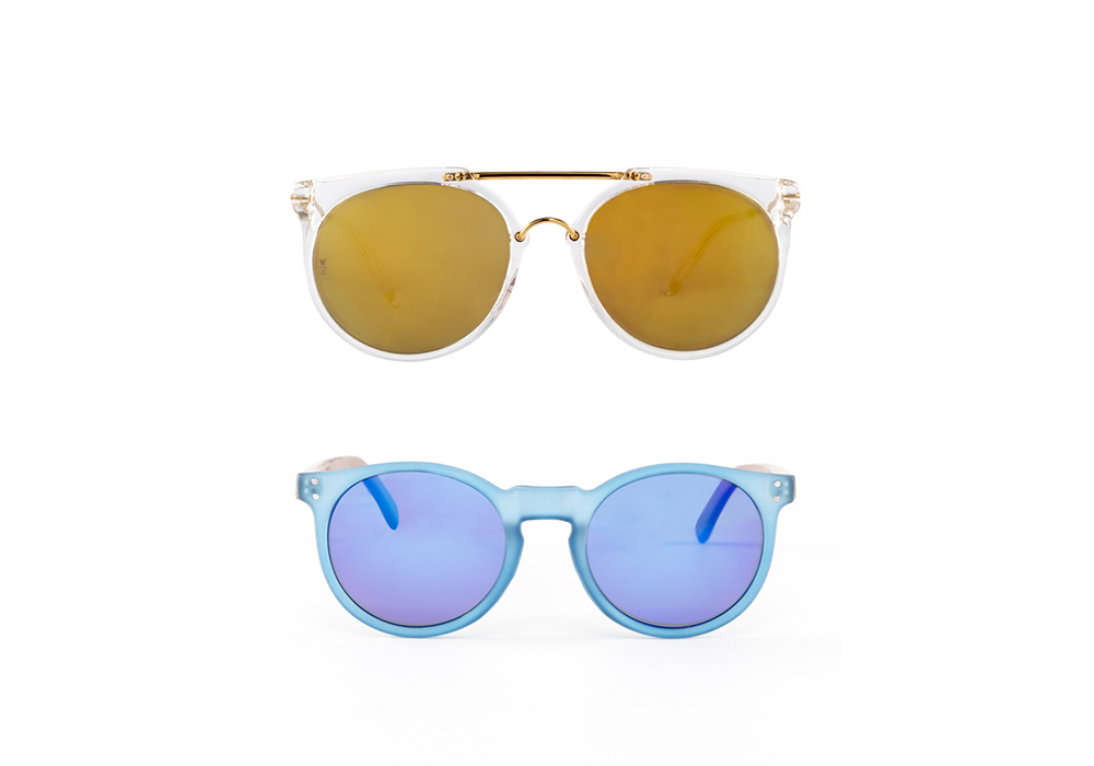Sunglasses for round faces