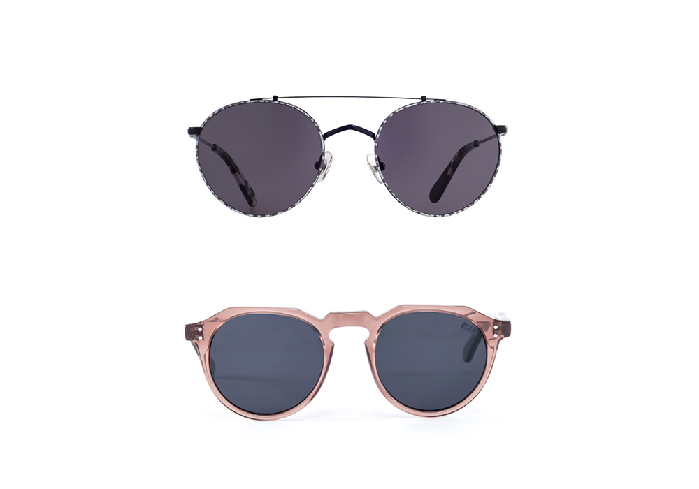 Sunglasses for squared faces