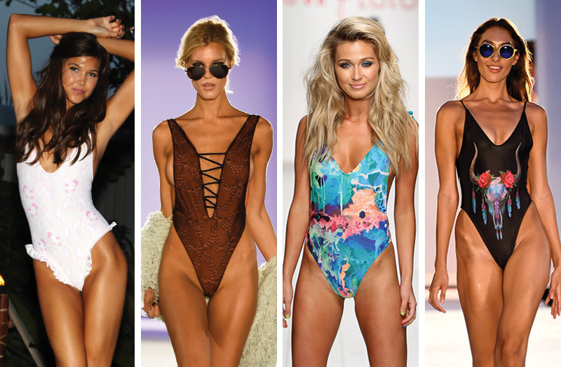 New Swimsuit Trends 2016