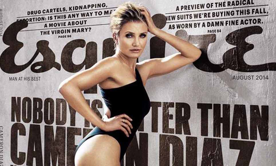 Cameron diaz bathing suit not