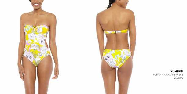 Have thought best bikini color for pale skin due