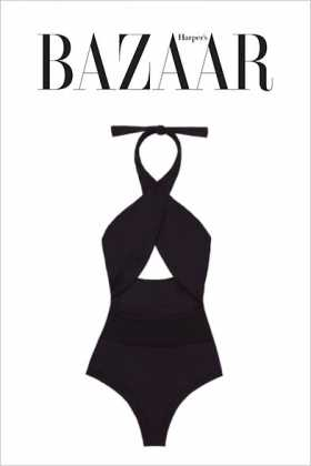 Harpers Bazaar Featuring Del Mar and Mikoh