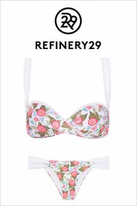 Refinery 29 Featuring Brynja