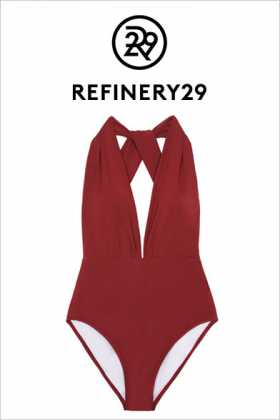 Refinery 29 The Raddest Swimsuits To Buy For Under $100