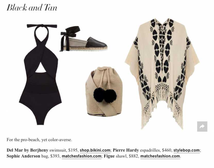 Harpers Bazaar SUMMERTIME MADNESS: 5 PERFECT MEMORIAL DAY LOOKS