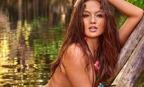 Mia Kang Sports Illustrated Swimsuit Issue