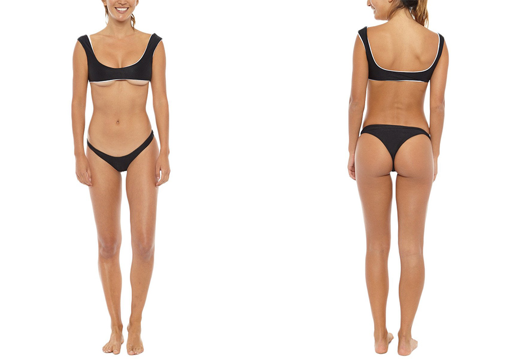 f8d33f44bcb Here's How to Get The Underboob Trend Right | Bikinis, Swimwear, The ...